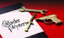 Murder Mystery Weekend at the Bedford. Click to get involved!