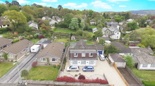 SSTC - £400,000 - 4 Bedroom Detached Dormer BungalowFor Sale in Tavistock area – click for details