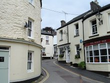 Calstock, The Boot Inn, Cornwall © Penny Mayes
